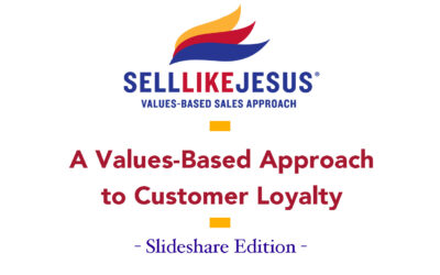 A Values Based Approach To Customer Loyalty