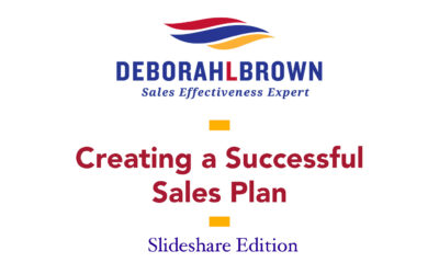 Creating a Successful Sales Plan